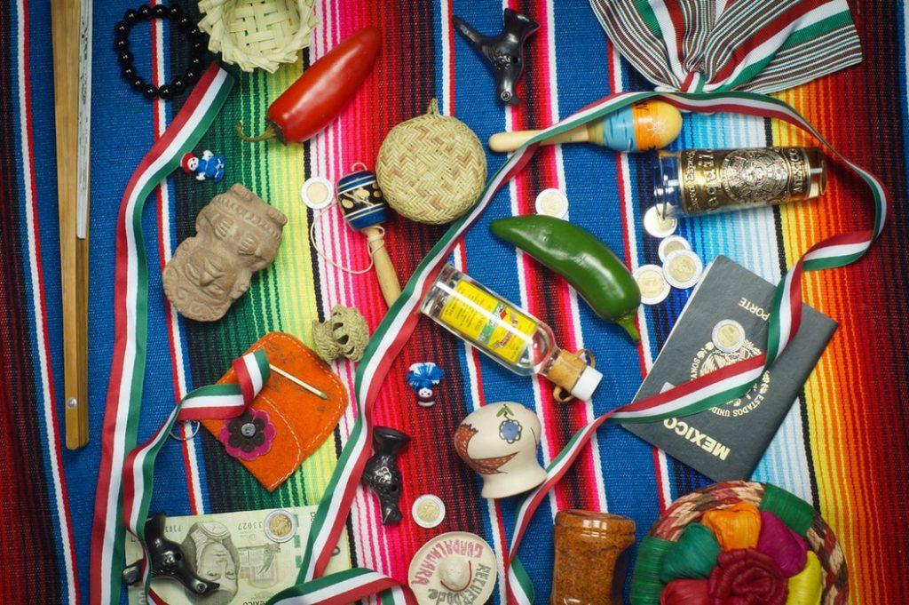 Mexico-symbols